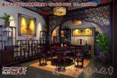 新中式酒店装修图片―书房