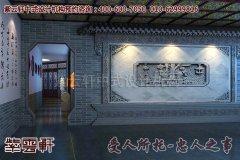 上海某会所古典中式装修效果图―门厅