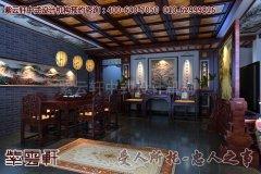 李先生古典风格别墅中式装修图片―门厅