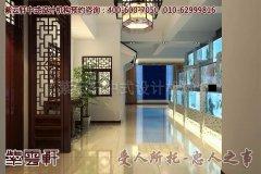 西宁某客户酒店中式装修图片之过道