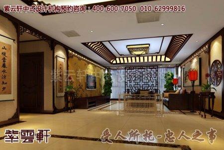 现代中式装修风格效果图大全2013图片_紫云轩中式设计