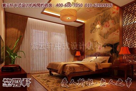 安徽吴总古典儿童房中式装修图片