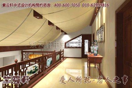 台州李女士古典别墅中式装修图片