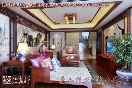 东阳范总中式别墅设计图片之卧室