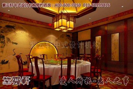 会所中式装修之餐厅及咖啡厅图片赏析