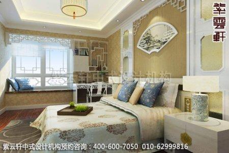 无锡精品住宅简约中式装修之男孩卧室效果图