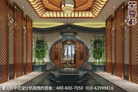 中式茶楼装修效果图,中式茶楼装修图片