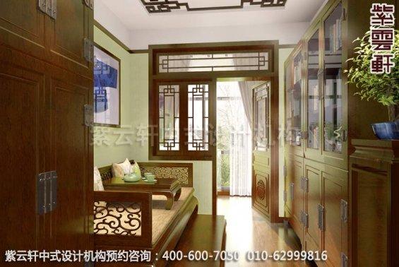 注入现代气息的传统家居文化―现代中式设计装修-茶室中式装修效