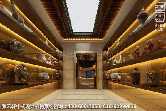 餐厅过厅中式装修效果图_玉锦湾简约餐厅中式设计案例