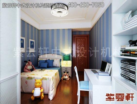 精品住宅新中式设计案例,客厅中式装修效果图