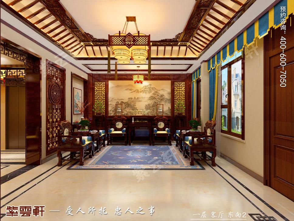 中式小中堂