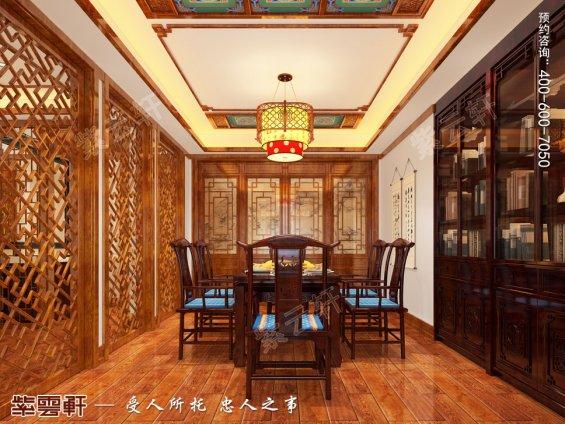 餐厅中式装修设计