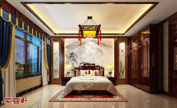 中式装修卧室,中式装修卧室效果图