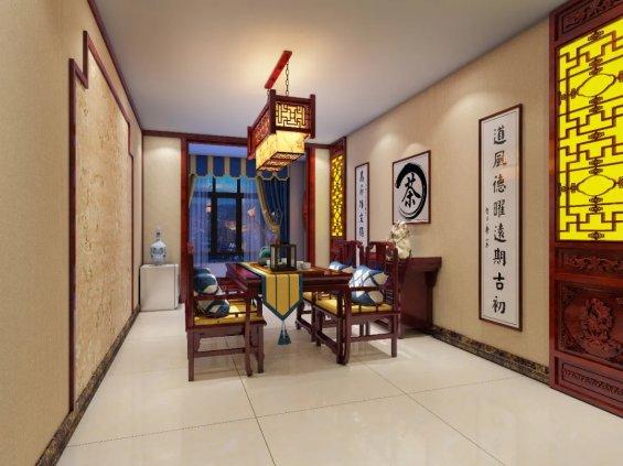 茶楼茶馆装修,中式茶楼茶馆装修