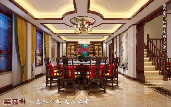 中式餐厅设计,中式餐厅设计效果图