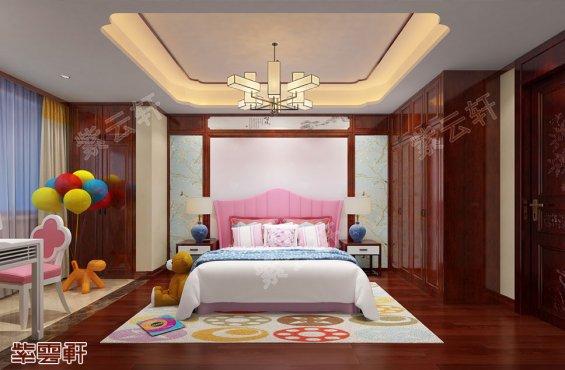 中式卧室,中式卧室效果图
