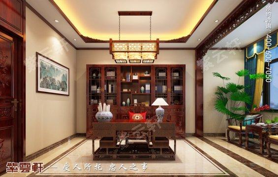 中式书房,中式书房装修