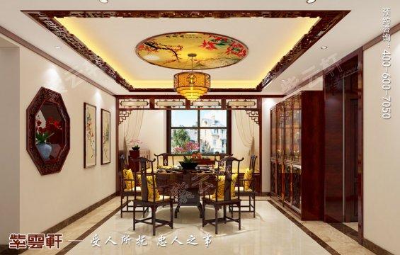 中式装修餐厅,中式餐厅设计图