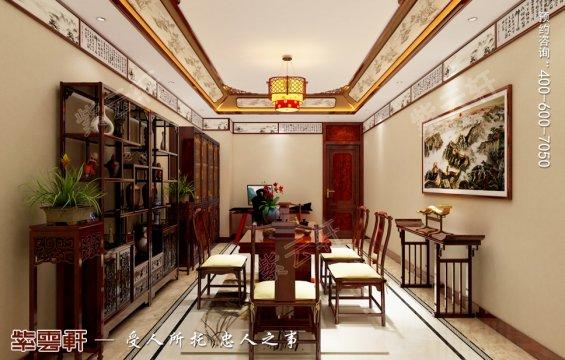 中式茶室,中式茶室装修
