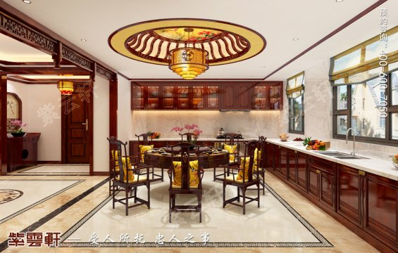 餐厅装修,中式装修效果图