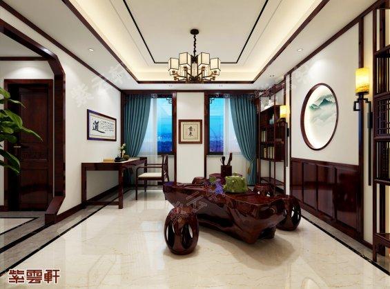 中式装修,茶室装修效果图