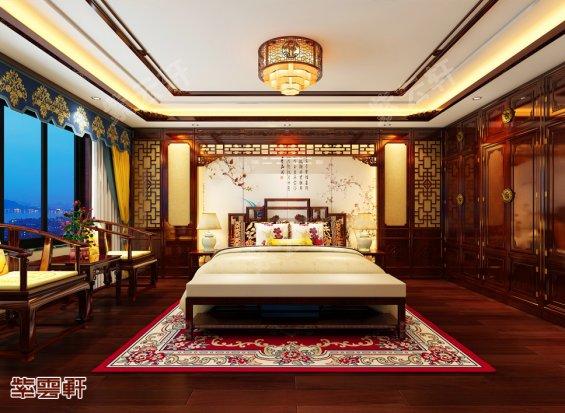 中式装修设计,装修中式卧室